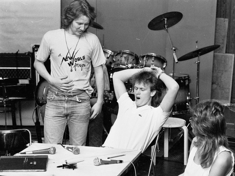 The Nuclear Cabarét 1986 Peter Mats Och Lisa
