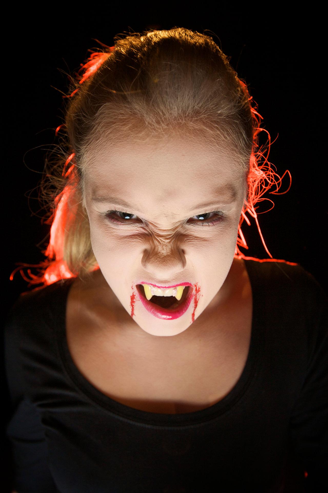 Vampyren Hotell Gasten