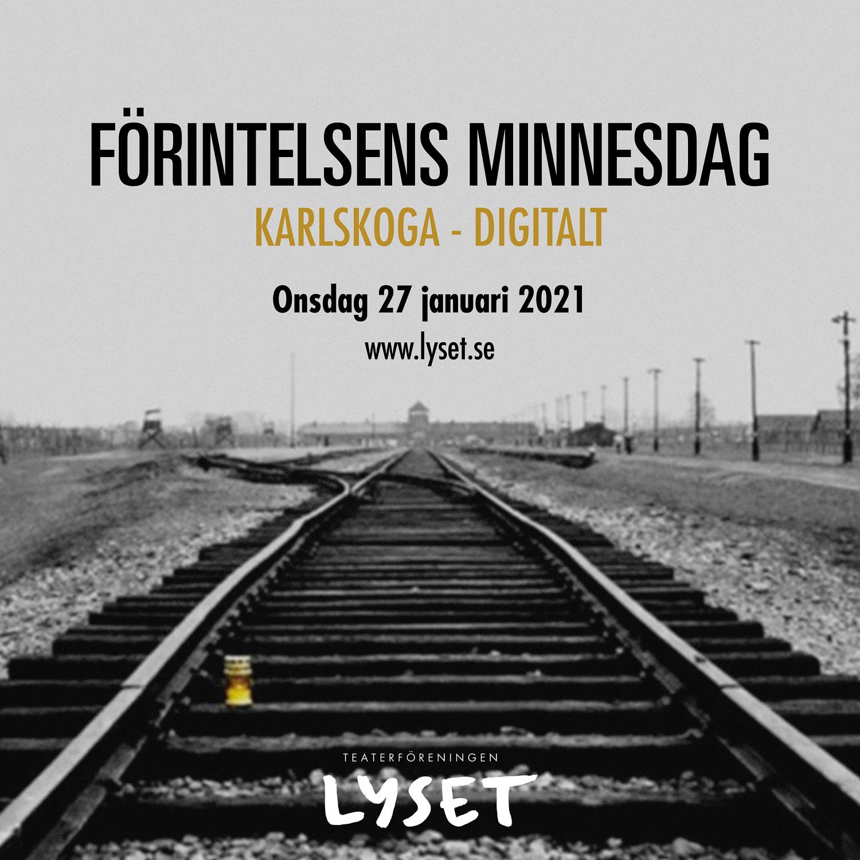 Förintelsens Minnesdag 2021