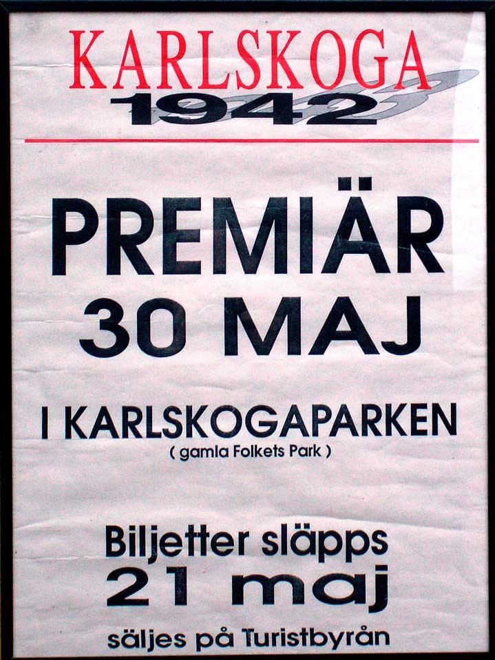 Karlskoga 1942